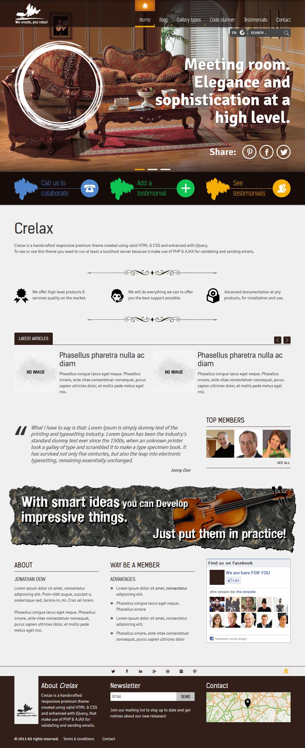 Crelax